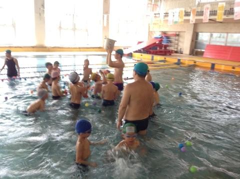 短期水中祭り 1期(●´ϖ`●)_b0286596_16112319.jpg