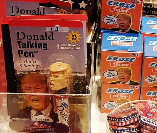 アメリカならではの「トランプ大統領」いじり雑貨いろいろ_b0007805_08495238.jpg