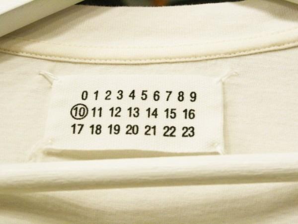 今年最初で最後となるか!?海!! 入荷 マルタンマルジェラ Tシャツ 大漁!!大量!!_f0180307_23312934.jpg