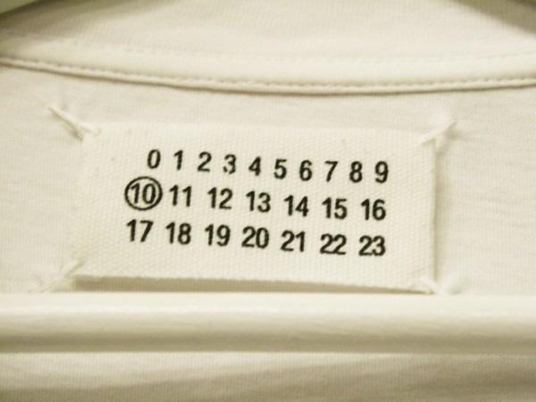 今年最初で最後となるか!?海!! 入荷 マルタンマルジェラ Tシャツ 大漁!!大量!!_f0180307_23340017.jpg