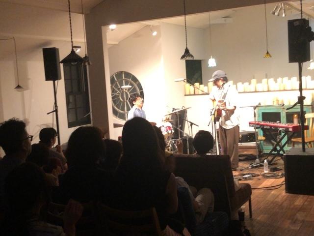 THE  CHARM  PARK  Acoustic Live in SENDAI_d0171222_04265184.jpeg