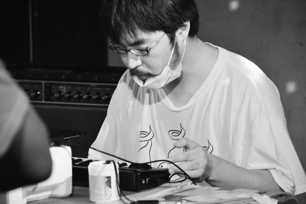 """★ 07月31日(水) \""""ハナクソ\"""" Presents [ 三上寛と愉快なカオティック仲間たち ]_f0004730_17405262.jpg"""