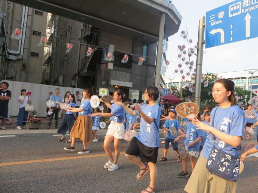 夏の風物詩...采女祭り2019☆彡_c0345439_21200953.jpg
