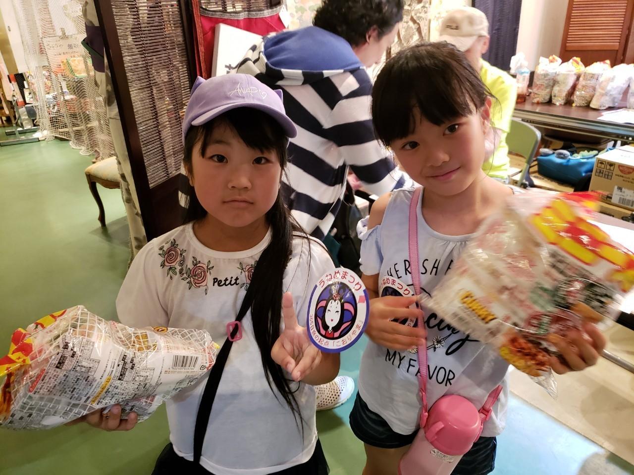 夏の風物詩...采女祭り2019☆彡_c0345439_21263677.jpg