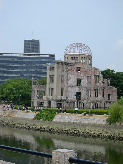 広島原爆ドーム_c0327752_15371149.jpg