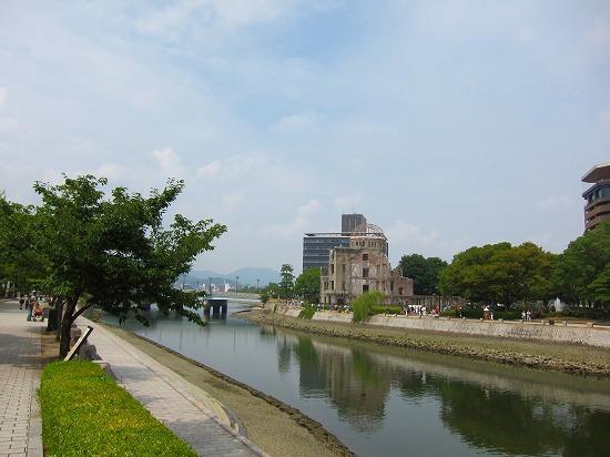 広島原爆ドーム_c0327752_15452222.jpg