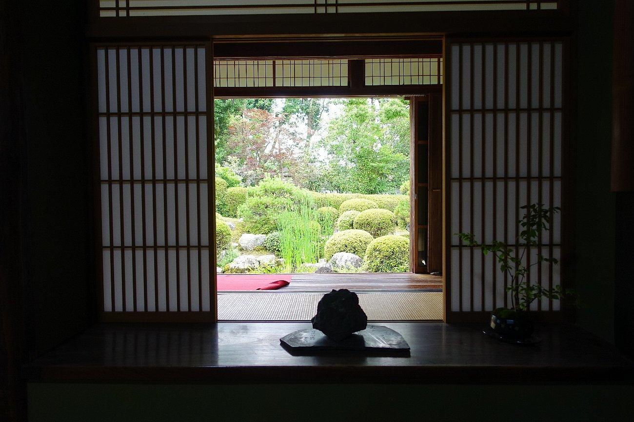 菩提山 穴太寺(その3)庭園_c0112559_07400859.jpg
