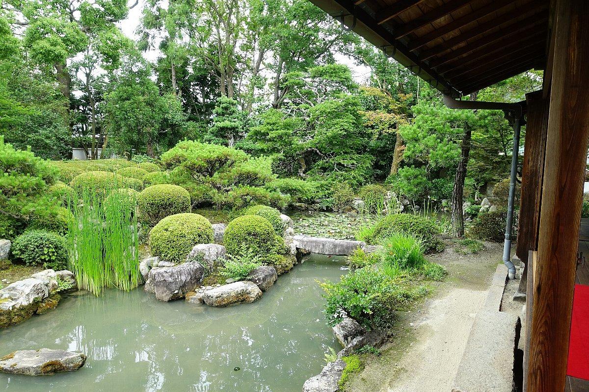 菩提山 穴太寺(その3)庭園_c0112559_07443473.jpg
