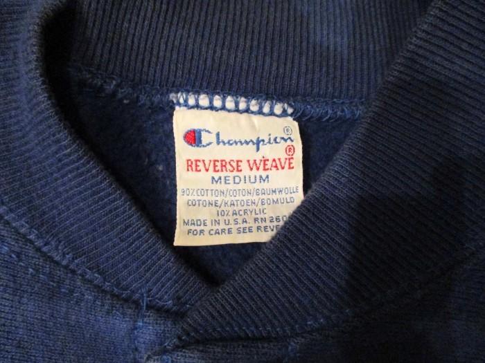 90\'s Champion Reverse Weave Snap Cardigan MADE IN U.S.A. 90s チャンピオン リバース スナップカーディガン アメリカ製_e0187362_11143021.jpg