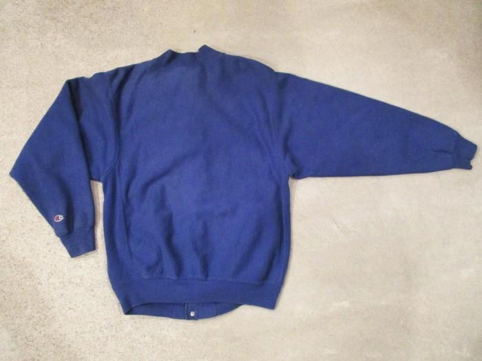 90\'s Champion Reverse Weave Snap Cardigan MADE IN U.S.A. 90s チャンピオン リバース スナップカーディガン アメリカ製_e0187362_11215152.jpg