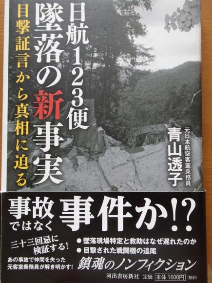 中曽根が墓場まで持って行った日航123便墜落の真相:いくつかの説を多角的に検討し導いた結論は…_e0069900_10153298.jpg