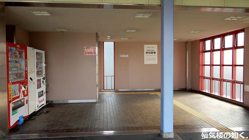 「女子高生の無駄づかい」舞台探訪001 第1話「すごい」より八坂駅、東村山中央公園など_e0304702_17260010.jpg