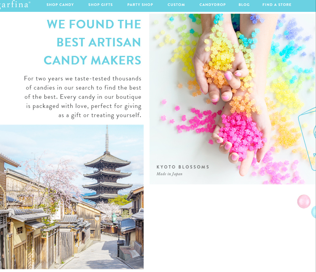 """こんぺいとうを""""Kyoto blossoms candy\""""と英訳するセンス_b0007805_08353885.jpg"""