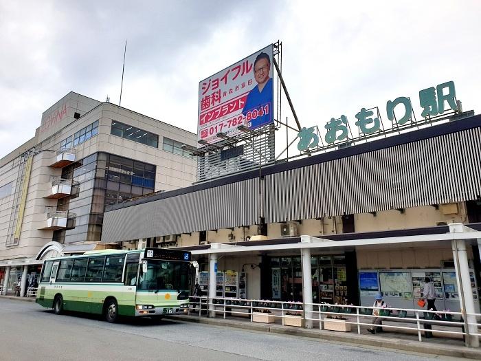 19年夏日本旅行(3日目あおもり駅)_e0362907_23284930.jpg