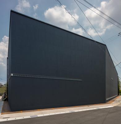 GLENBARRA ART MUSEUMの竣工写真_e0097130_00010734.jpg