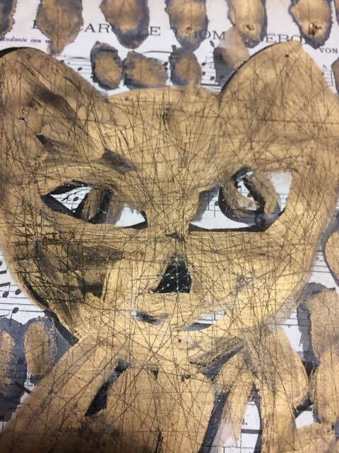 8/22~9/4 奥 勝實 個展「猫の独り言」_e0256436_17264220.jpg