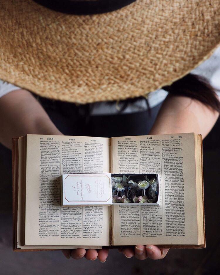 【箱の中のユートピア〜小さな世界に広がる大きな物語〜】出展者のご紹介 ohana de ticoさん。 _e0060555_18103963.jpg