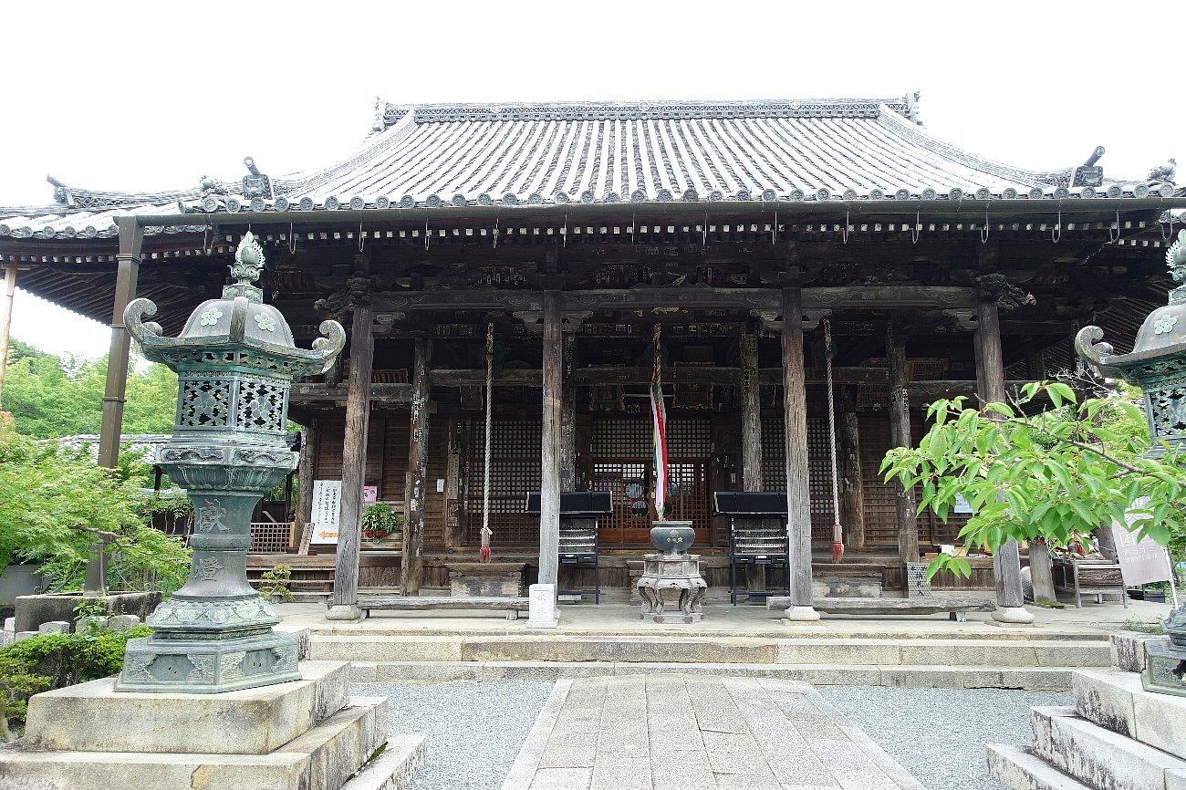 菩提山 穴太寺(その4)本堂_c0112559_07460601.jpg
