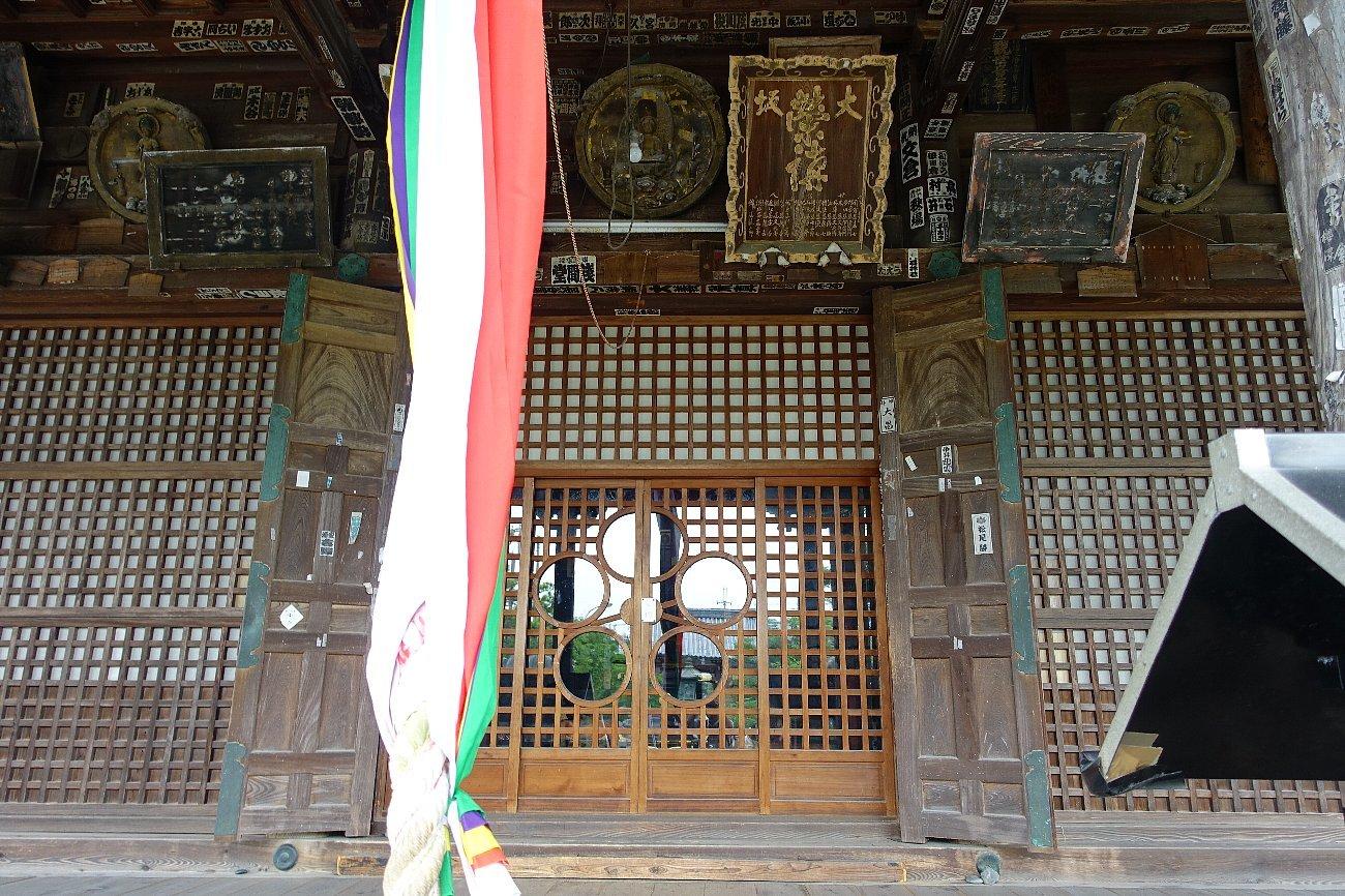 菩提山 穴太寺(その4)本堂_c0112559_07471513.jpg