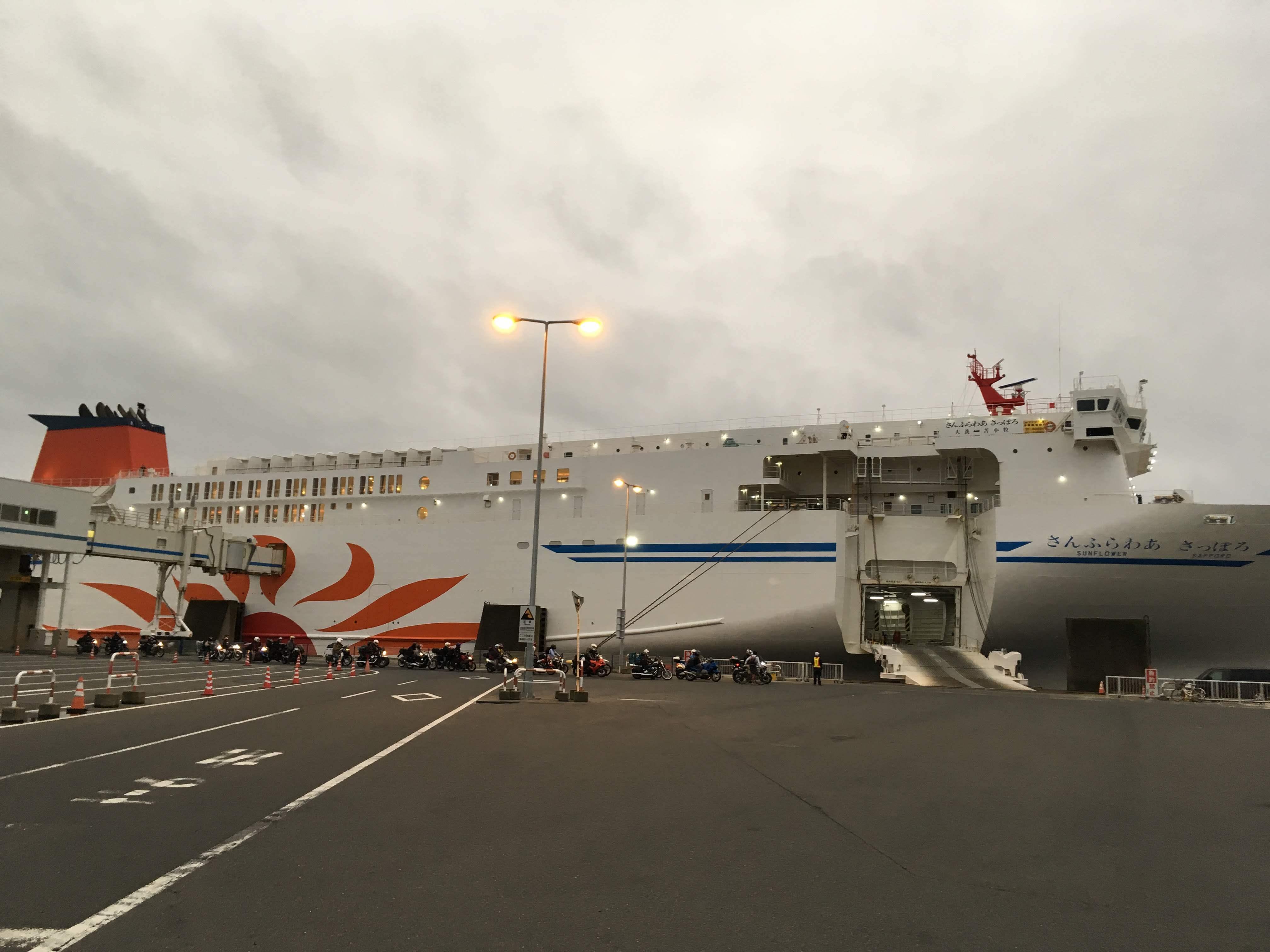 Oarai Ferry Terminal_c0217759_22565029.jpg