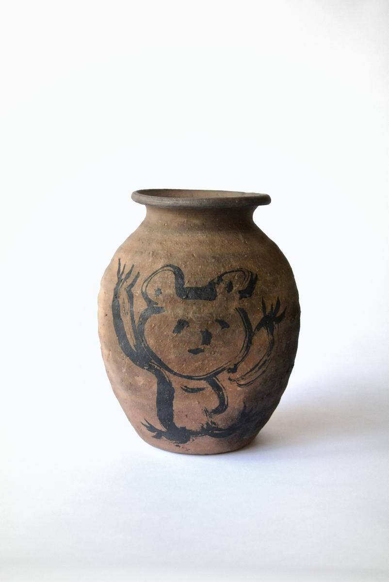 「熊谷幸治展 土器と土師器」6日目-2_d0087761_16283634.jpg