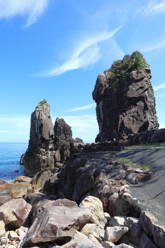 室戸方面へ(生見海岸・夫婦岩) その3_a0077663_17501907.jpg