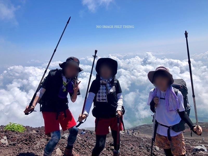 登山2019⑥*〜富士山下山〜♪_d0367763_18240975.jpg