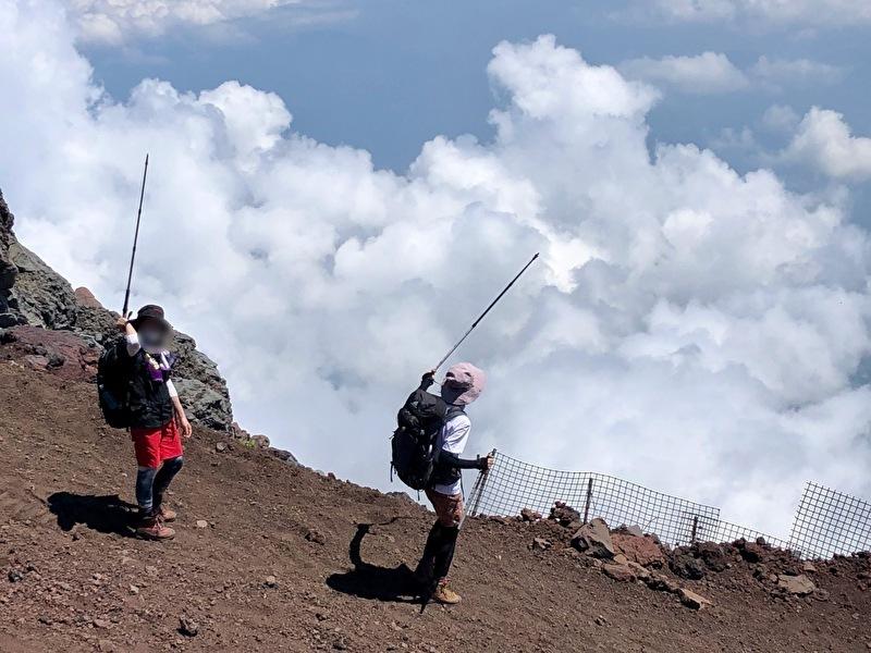 登山2019⑥*〜富士山下山〜♪_d0367763_18251021.jpg