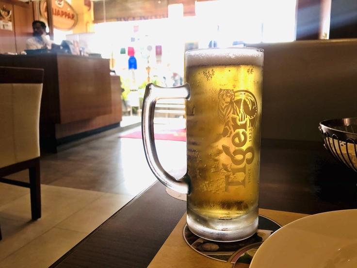 ブキティマ登山→ ゴールはカレーとビール♪_c0212604_183631.jpg