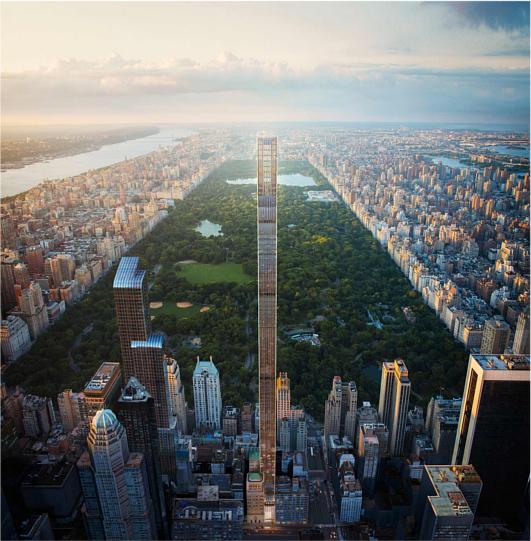 近年、ニューヨークでは「スレンダー」な高層ビルがトレンド⁉_b0007805_03035195.jpg