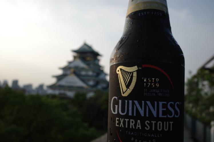 大阪城に乾杯!ミライザ大阪城のビアガーデン_f0209122_17282415.jpg