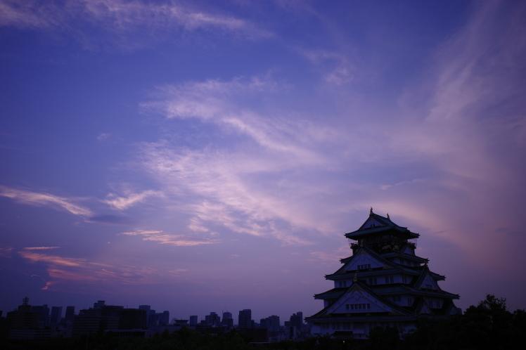 大阪城に乾杯!ミライザ大阪城のビアガーデン_f0209122_17292442.jpg