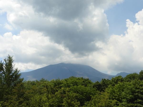 浅間山が噴火しましたがキャンプ場は通常営業をしています(2019年8月8日)_b0174425_11171323.jpg