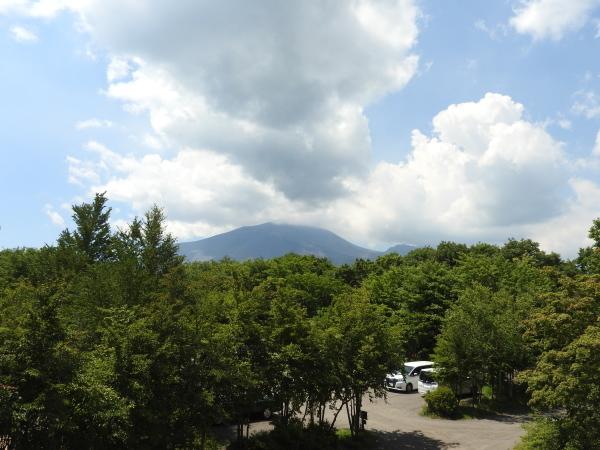 浅間山が噴火しましたがキャンプ場は通常営業をしています(2019年8月8日)_b0174425_11193141.jpg