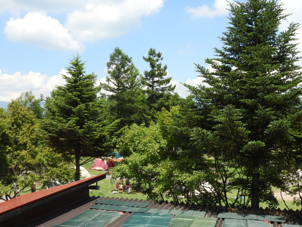 浅間山が噴火しましたがキャンプ場は通常営業をしています(2019年8月8日)_b0174425_11211867.jpg