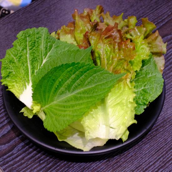 「新橋 ヨプの王豚 熟成豚肉サムギョプサル」_a0000029_09560832.jpg