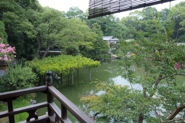 京都御苑の拾翠亭_e0369736_18340882.jpg