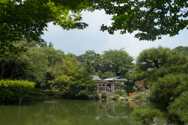京都御苑の拾翠亭_e0369736_18351797.jpg