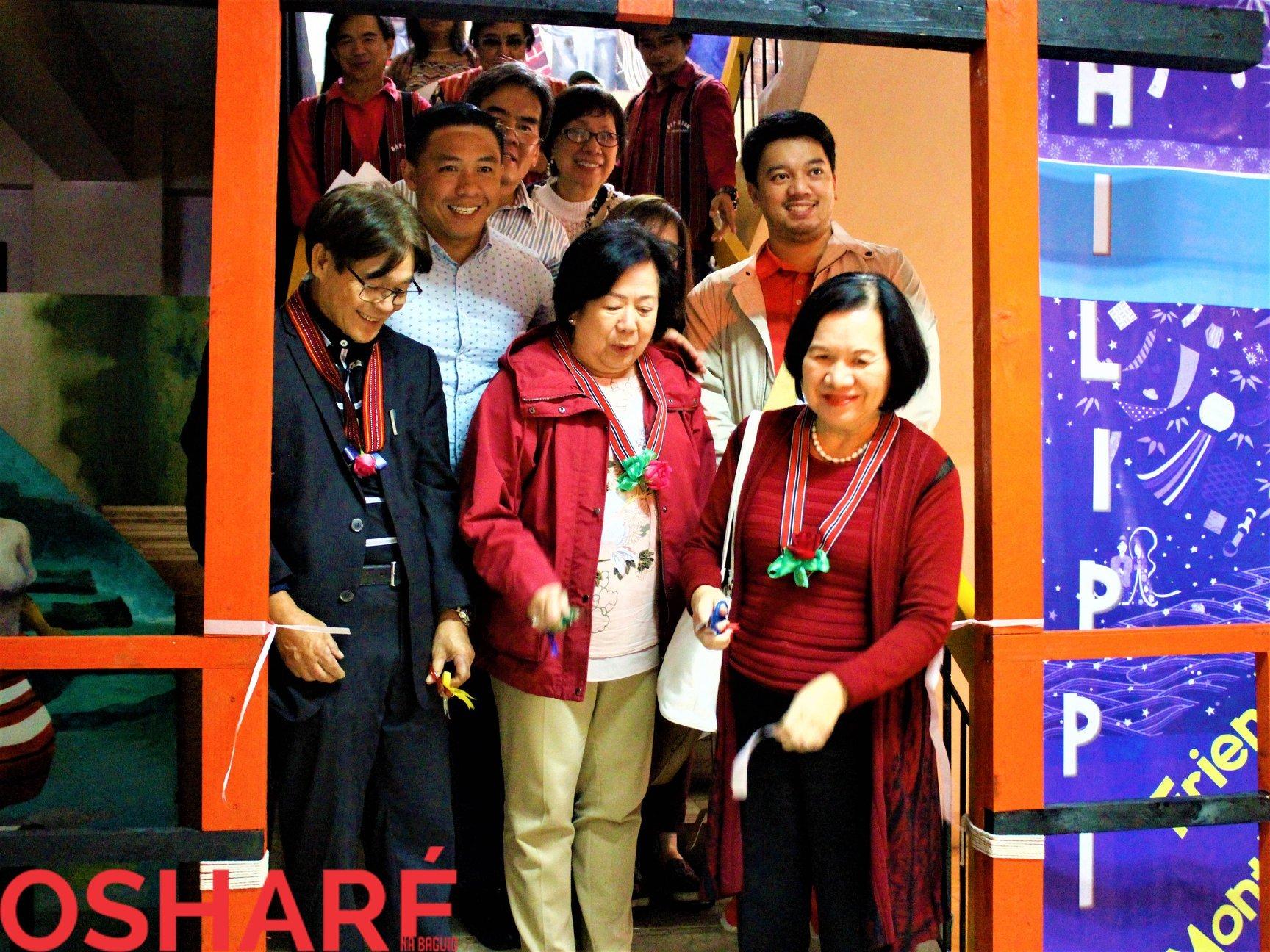 バギオ七夕祭10 Philippines-Japan Friendship month 2019  -その2- <長崎と天草地方の潜伏キリシタン関連・世界遺産 紹介コーナー>_a0109542_12132984.jpg