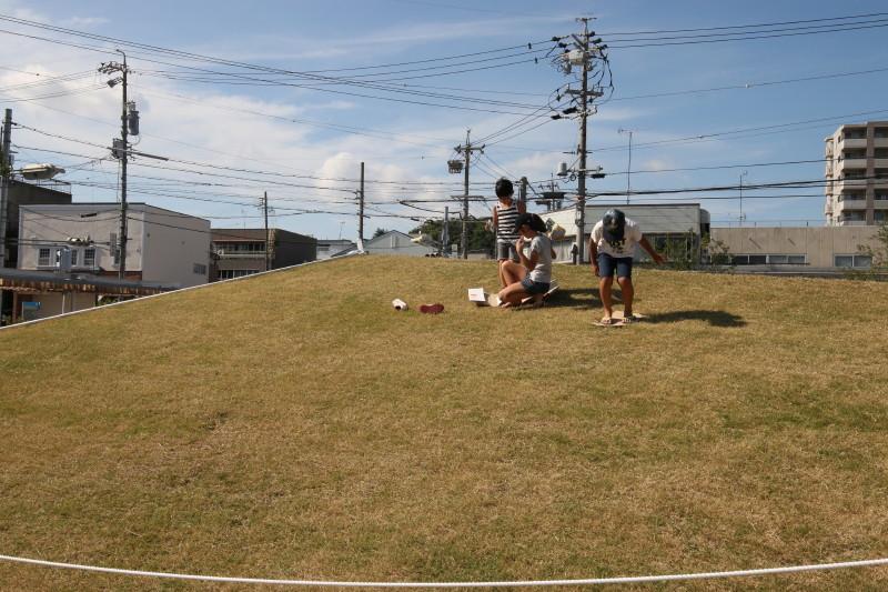 岡崎 籠田公園へ視察。_c0074553_22142720.jpg