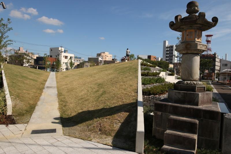 岡崎 籠田公園へ視察。_c0074553_22142755.jpg