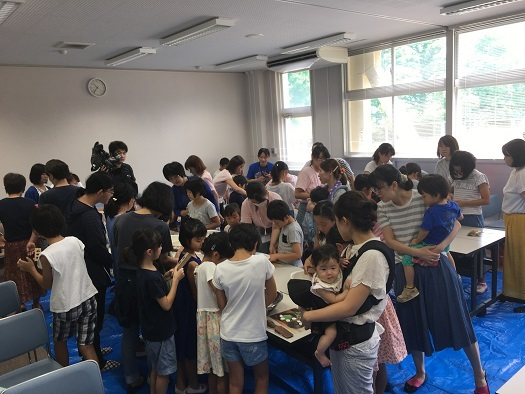 伝統的ものづくり夏休み親子体験教室_c0227958_07175979.jpg