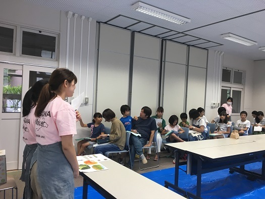 伝統的ものづくり夏休み親子体験教室_c0227958_07204213.jpg