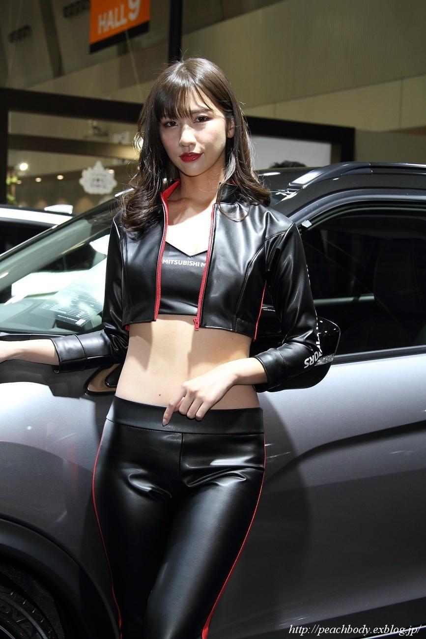 廣川エレナ さん(三菱自動車 ブース)_c0215885_20394493.jpg