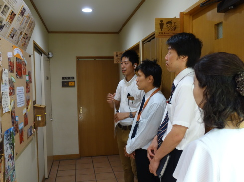 いい会社訪問~長坂養蜂場・松川電氣~_e0190287_19521081.jpg