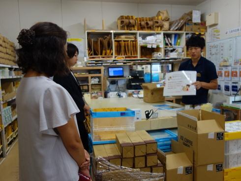 いい会社訪問~長坂養蜂場・松川電氣~_e0190287_19523868.jpg