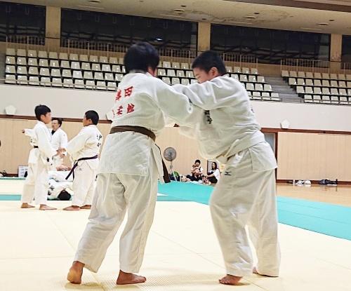 2019 九州中学校柔道大会_b0172494_12324476.jpg