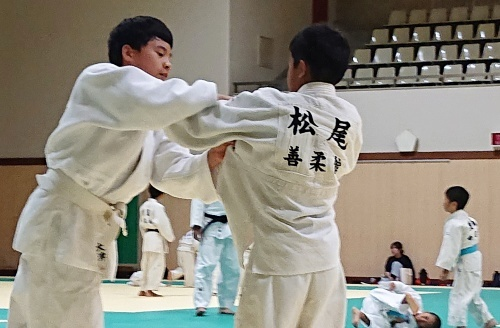 2019 九州中学校柔道大会_b0172494_12334412.jpg