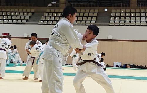 2019 九州中学校柔道大会_b0172494_12343437.jpg
