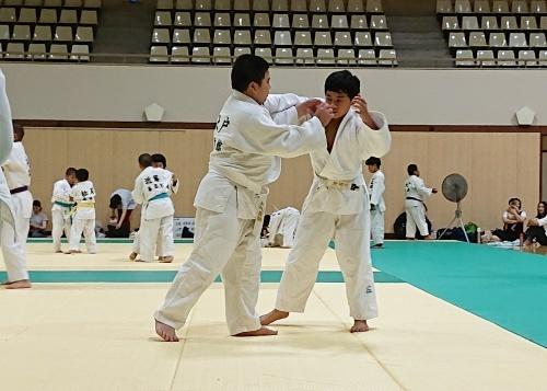 2019 九州中学校柔道大会_b0172494_12344820.jpg